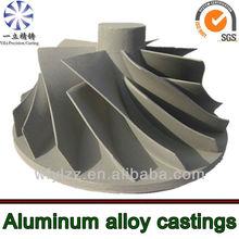 precision aluminium die casting auto parts