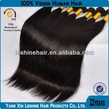 Cheap Wholesale 100% Virgin Unprocessed Natural Color Natural Straight 2014 Best Selling Brazilian Hair Bundles