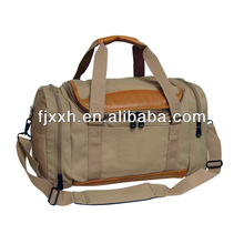 cotton canvas duffel bags young sports travel bag