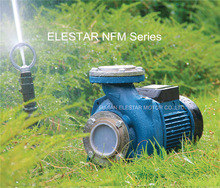 V- NFM Electric belt driven centrifugal pump for utility industry