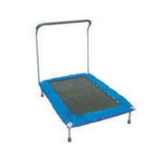 big cheap square trampoline for sale