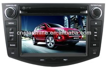 2014 arm 11 solution, built-in TV/Bluetooth/ipod/aux/radio car dvd for toyota rav4