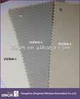 Glass Fibre Sunscreen light through Roller blinds fabric/ Material