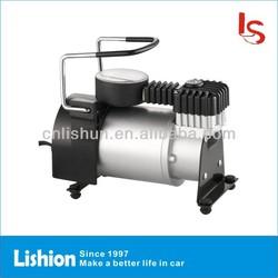 12v best selling Chinese plastic low noise tyre inflator car breakdown repair kit