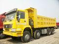 Comprar stronggest 8x4 caminhões com 12 roda baixo preço dos manufactrure/fábrica