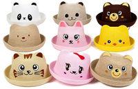 2014Super cute straw cap