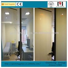 switchable pdlc smart glass door