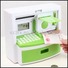 mini atm coin bank, atm coin bank, plastic coin bank