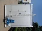 Ammonia refrigeration evaporative condenser
