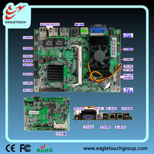 intel Atom mobile CPU n270 1.6Gh ddr2 Mini itx motherboard