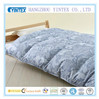 100% Cotton Printed Washed 99% Goose Down Duvet Inner