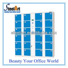 2013 Modern Steel Furniture metal steel coin operated lockers