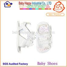 suave 2014 baratos al por mayor zapatos de bebé sandalias