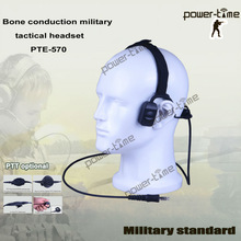 Tactical military shooting and hunting hearing protection headsets