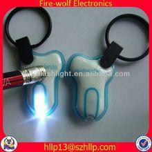 Professional 3d soft pvc key ring supplier,custom production 3d soft pvc key ring