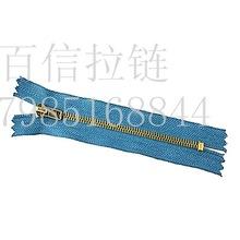 factory sells good Brass zipper for apparel