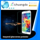 Factory price wholesale 0.3mm 9H tempered glass screen protector for samsung galaxy S5