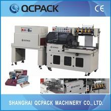 BTA-450A+BM-500 L bar automatic shrink packing equipment for book