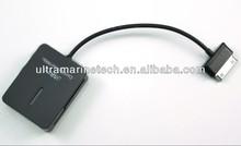 High Speed Swivel USB 2.0 T-Flash /micro SD Memory Card Reader adapter