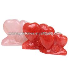 bulk wholesale rose quartz healing for lovesickness