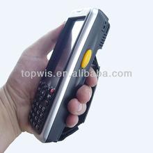 Rugged scanner gps barcode IP54