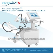 Cryolipolysis Weight Loss Machine!Fast and safe Delivery,4 Different Size Cryo Handles