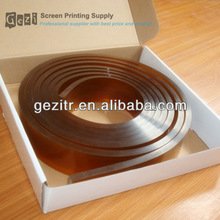 Gezi factory offer screen printing polyurethane squeegee