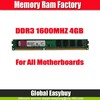 Wholesale alibaba full compatible 4gb 1600 ddr3 ram price in china