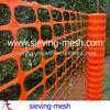 Plastic Orange Snow fence /Ski Resort Safety Net/Plastic Road Barrier Fence