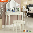 latest wooden furniture dresser desk