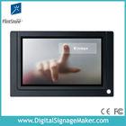 motion sensor 7inch lcd digital touch screen displays