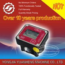 JYM Series Digital Oval Gear Flow Meter