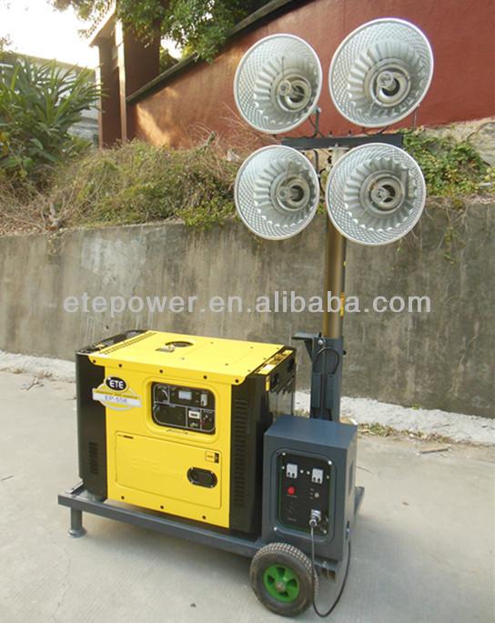 Light Generator For Sale Light Tower Generator 5kw