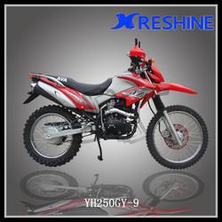 2014 off road dirt bikes 250cc motocicleta