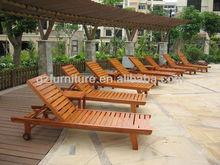 Outdoor lounge furniture poolside sun loungers