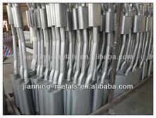 Carbon Steel HKS Muffler For Car