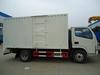 dongfeng 4x2 van truck sale,3.5 tons mini cargo van trucks