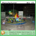 Fantastic Kids Rides ! hot sale playground 8 seats Game Rides Motor Racing