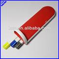 promocional 2014 3 baratos en 1 pluma lápiz resaltador pluma conjunto