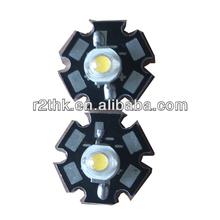 UL&RoHS LED light PCB design, 94V0 LED Spotlight 3w high power led pcb