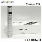 vamo v5 kit e cigs electronic cigarette stainless steel best quality e zigaretten vamo v2/vamo v3/vamo v4/vamo v5 mod