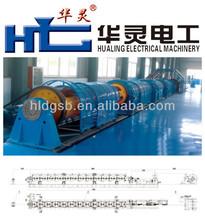 1+12/500 automatic operation Tubular stranding machine
