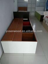 Modern Bed design very cheap furniture-YS-B2