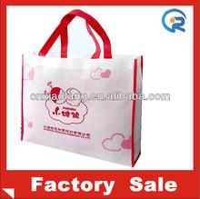 pp bags/non woven shopping bag/hand made bag
