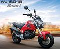 Tailândia motocicleta macaco/mini moto 150cc( wj150- 18)