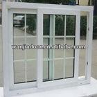 vacuum insulating glass window