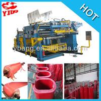 Power Transformer Double Layer CNC 400mm Width Distribution Transformer Copper Foil Winding Machine CNC Winding Machine BRJ400