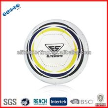 BSCI audited factory custom printing football branded soccer balls