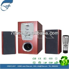 big power music woofer high light wood home theater system prices