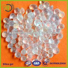 transparent silica gel for distillation gas water adsorbent